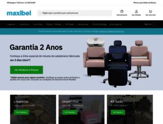 maxibel.com.br screenshot