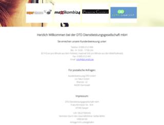 maxikombi24.de screenshot