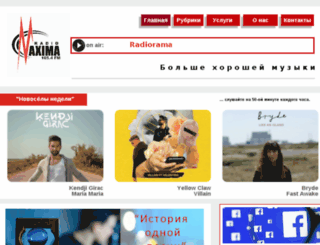 maxima.uz screenshot