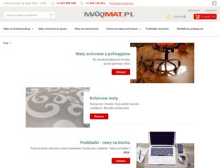maximat.pl screenshot