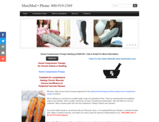 maximedtherapy.com screenshot