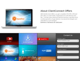 maximumcleaner.net screenshot