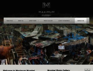 maximummumbai.com screenshot