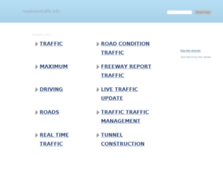 maximumtraffic.info screenshot