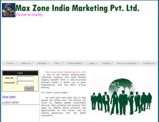 maxindiapariwar.co.in screenshot