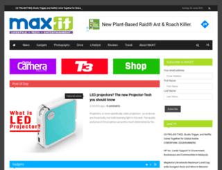 maxit-online.net screenshot