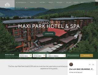 maxivelingrad.com screenshot