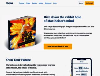 maxkeiser.com screenshot