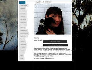 maxkimber.com screenshot