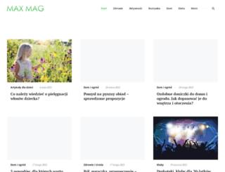 maxmag.pl screenshot