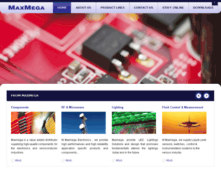 maxmega.com.sg screenshot