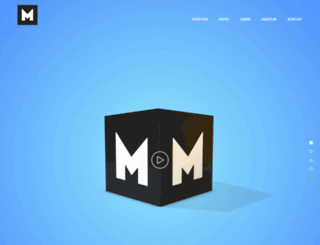 maxomedia.ch screenshot