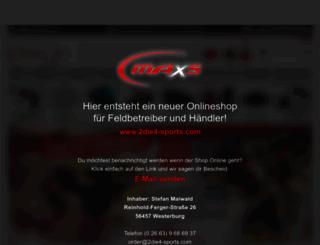 maxs-sport.com screenshot