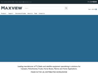 maxview.co.uk screenshot