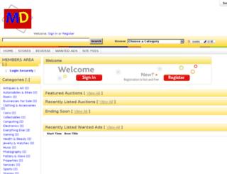 maxxadeal.com screenshot