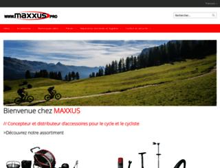 maxxus.pro screenshot