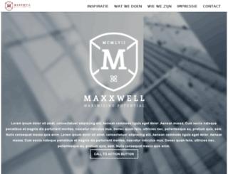 maxxwell.2tpt.nl screenshot