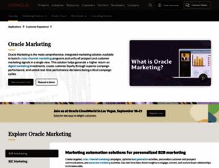 maxymiser.com screenshot