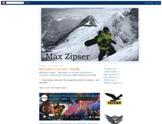 maxzipser.com screenshot