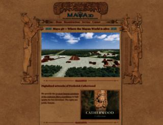 maya-3d.com screenshot