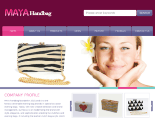 mayahandbag.com screenshot