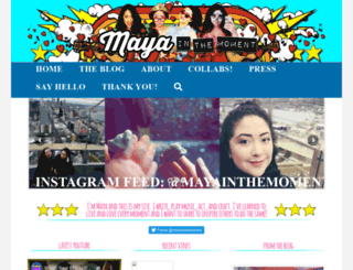 mayamurillo.blogspot.com screenshot
