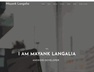 mayanklangalia.blogspot.in screenshot