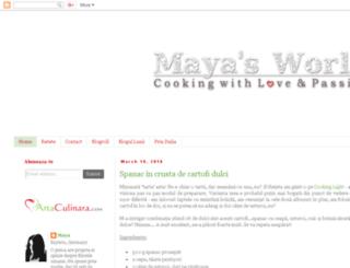 mayas-esprit.blogspot.com screenshot