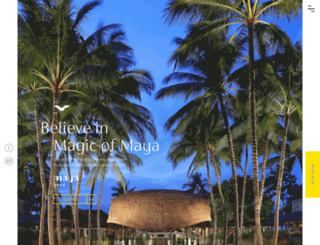 mayaubud.com screenshot