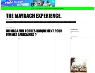 maybach-carter.com screenshot