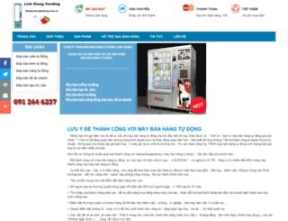 maybanhangtudong.com.vn screenshot