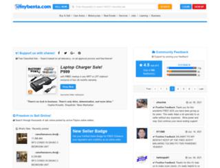 maybenta.com screenshot