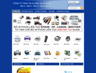 mayinlequan.com screenshot