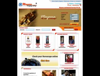 mayoora.com screenshot