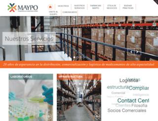 maypo.com.mx screenshot