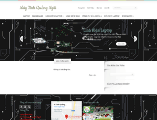 maytinhquangngai.com screenshot