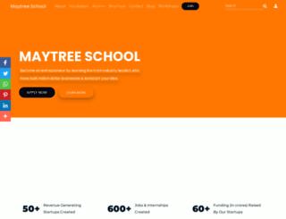 maytreeschool.com screenshot