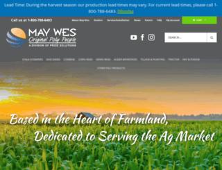 maywes.com screenshot