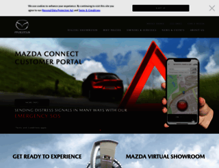 mazda.com.my screenshot