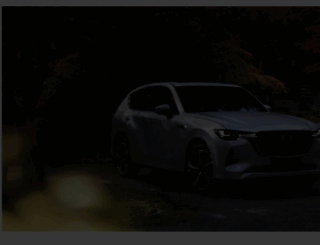 mazda.nl screenshot