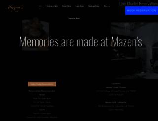 mazengrill.com screenshot