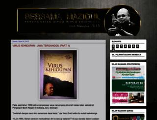 mazidulakmal.blogspot.com screenshot