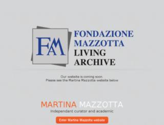 mazzotta.it screenshot