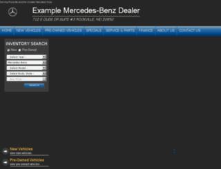 mb.dealeron.com screenshot