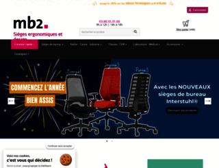 mb2.fr screenshot