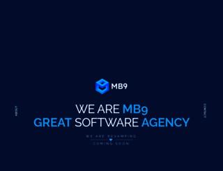 mb9inc.com screenshot