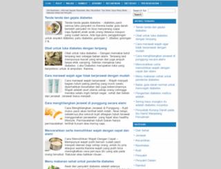 mbahlanh.com screenshot