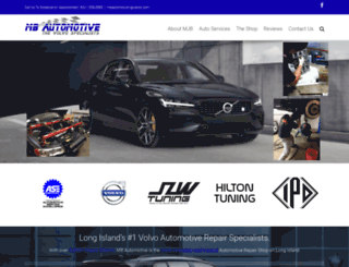mbautomotive1.com screenshot