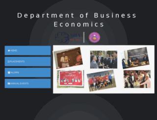 mbe-du.org screenshot