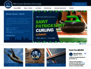 mbex.org screenshot